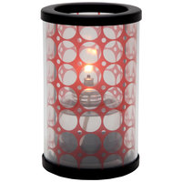 Sterno Products 80442 Muse 5 inch Dots Red Lamp