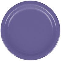 Creative Converting 79115B 7 inch Purple Paper Plate - 24/Pack