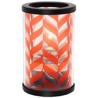Sterno Products 80458 Muse 5 inch Tropics Coral Lamp