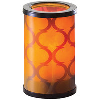Sterno Products 80460 Muse 5 inch Tuscan Amber Lamp