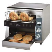 Star QCS1-500B Bagel Fast Conveyor Toaster with 1 1/2 inch Opening