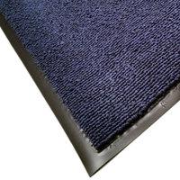 Cactus Mat 1468M-U34 3' x 4' Blue Outdoor Scraper Mat - 3/8 inch Thick