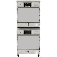 Winston Industries CAT507/CAT507 CVAP Full Height Stacked Thermalizer Oven - 240V