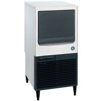 Hoshizaki KM-61BAH 17 3/4 inch Air Cooled Undercounter Crescent Cube Ice Machine - 71 lb.