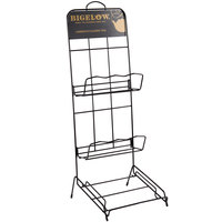 Bigelow Tea Three-Tier Tea Box Rack