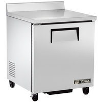 True TWT-27F-HC LH 27 inch Worktop Freezer with Left-Hinged Door
