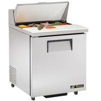 True TSSU-27-8-ADA LH Sandwich / Salad Prep Refrigerator with Left-Hinged Door