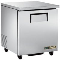 True TUC-27-HC LH 27 inch Undercounter Refrigerator with Left-Hinged Door