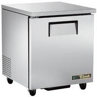 True TUC-27-HC LH 27 inch Undercounter Refrigerator with Left-Hinged Door