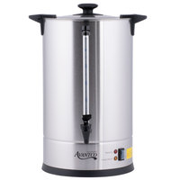 Avantco CU110ETL 110 Cup Stainless Steel Coffee Urn - 1500W