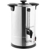 Avantco CU55ETL 45 Cup (225oz) Double Wall Stainless Steel Coffee Urn/Coffee Percolator- 950W