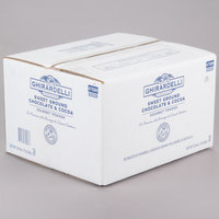 Ghirardelli 30 lb. Sweet Ground Chocolate & Cocoa Powder