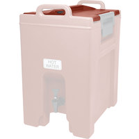 Cambro 7356402 Brick Red Camtainer Lid