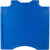 Cambro C10009186 Navy Blue Versa Cart Shelf