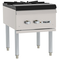 Vulcan VSP100-1 Natural Gas Stock Pot Range - 110,000 BTU
