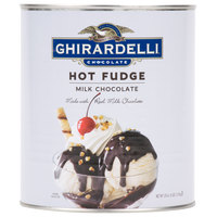 Ghirardelli #10 Can Milk Chocolate Hot Fudge