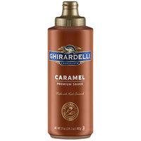 Ghirardelli 12 fl. oz. (17 oz.) Caramel Flavoring Sauce