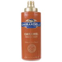 Ghirardelli 17 oz. Caramel Flavoring Sauce