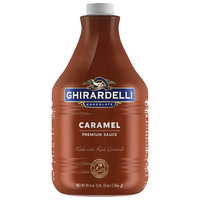 Ghirardelli 64 fl. oz. Caramel Flavoring Sauce