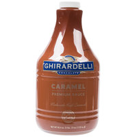 Ghirardelli 64 oz. Caramel Flavoring Sauce
