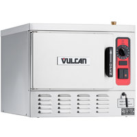 Vulcan C24EA3-1200 POWERSTEAM 3 Pan Electric Countertop Convection Steamer with Deluxe Controls - 208V, 9.25 kW