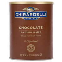 Ghirardelli 3.12 lb. Chocolate Frappe Mix