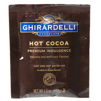 Ghirardelli Premium Hot Cocoa Mix Packets   - 15/Box