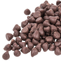 Ghirardelli 5 lb. Barista Dark Chocolate 10M Baking Chips