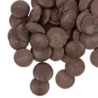 Ghirardelli 5 lb. 100% Cacao Unsweetened Chocolate Liquor Wafers