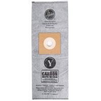 Hoover AH10165 Type Y Carbon HEPA Vacuum Bag for Upright Vacuums