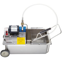 Vulcan MF-1 Portable Fryer Oil Filter Machine - 115V