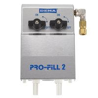 Dema ProFill 2 652AG Multi Compartment Sink Warewashing Chemical Dispenser Pump