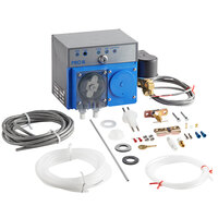 Viking Pro III Two Product Solid / Powder Detergent and Liquid Rinse Aid Chemical Pump System