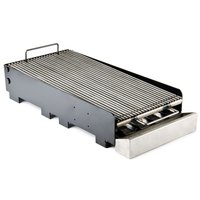 FMP 133-1207 11 inch x 24 inch x 5 inch Add-On Charbroiler