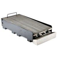 FMP 133-1207 11 inch x 24 inch x 5 inch Add-On Charbroiler