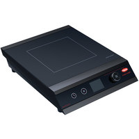 Hatco IRNG-PC1-18 Black Countertop Induction Range / Cooker - 120V, 1800W