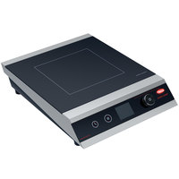 Hatco IRNG-PC1-14 Stainless Steel Countertop Induction Range / Cooker - 120V, 1440W
