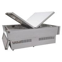 Polar Temp IBM600 600 lb. Clear Ice Block Maker - 120V, 9.2 cu. ft.