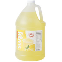 Carnival King 1 Gallon Lemonade Slushy Syrup