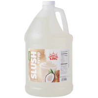 Carnival King 1 Gallon Coconut Slushy Syrup