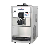 Spaceman 6228AH Soft Serve Ice Cream Machine with Air Pump and 1 Hopper - 208/230V
