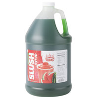 Carnival King 1 Gallon Watermelon Slushy Syrup - 4/Case