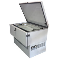 Polar Temp IBM300 300 lb. Clear Ice Block Maker - 220V, 4.6 cu. ft.
