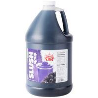 Carnival King 1 Gallon Grape Slushy 5:1 Concentrate - 4/Case