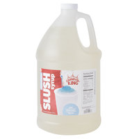 Carnival King 1 Gallon Neutral Slushy Syrup