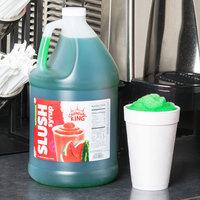 Carnival King 1 Gallon Watermelon Slushy Syrup