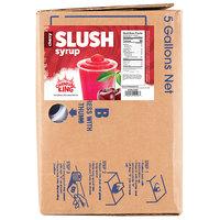 Carnival King 5 Gallon Bag in Box Cherry Slushy Syrup