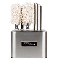 Bar Maid GP-100 Five Brush Electric Glass Polisher - 110V