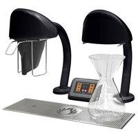 Curtis SERA2B Seraphim Black Single Cup Coffee Brewer - 110/220V