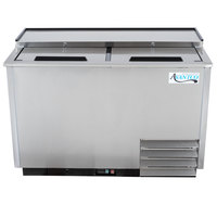 Avantco GF50-HC-S 50 inch Stainless Steel Glass Froster / Plate Chiller - 115V